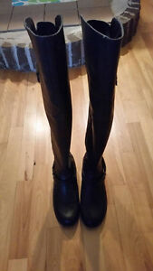 Women's Just Fab over the knee Boots Wore only once size 7.5