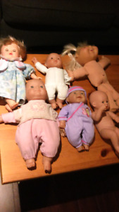 Toy babies for sale