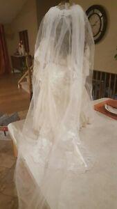 Porcelain Bru Jne Bride Doll LE 150 By Marie Osmond London Ontario image 2