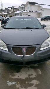 Pontiac G6 excellent condition low kms