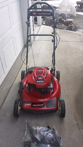 Serviced lawnmowers for sale/ trade ins!