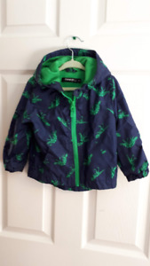 Toddler Fleece Lined Jacket: Size 18 to 24 months