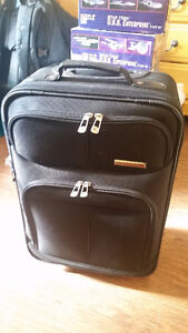 2 piece luggage small and large -  like new