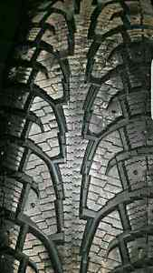 235/70/16 NEW Winter tires and alloy wheels