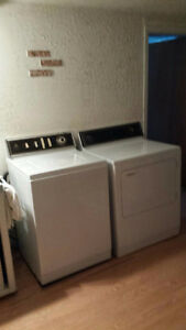 Laveuse/sécheuse Maytag - Washer/dryer Maytag