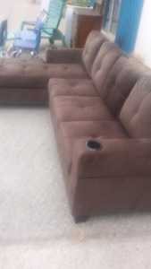 NEW CORNER SECTIONAL