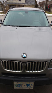 2010 BMW X3 Xdrive 3.0i tech. Package SUV, Crossover