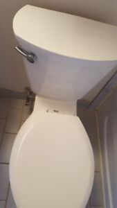 Renovation sale - toilet for sale$100.00