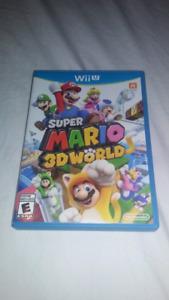 Super Mario 3d Word