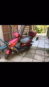 scooter hyosung marche bien!