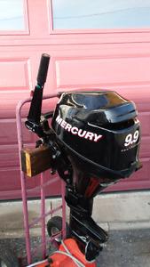 Moteur Mercury 2011 9.9 4 temps