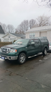 2008 Ford F-150 SuperCrew cloth Pickup Truck