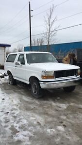 1984 Ford Bronco Other