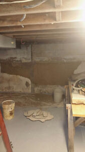 Parging & Foundation repairs London Ontario image 3