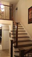 Stairs, renovation, floors, kitchen, balcony