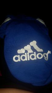 Adidog sweater size small $15