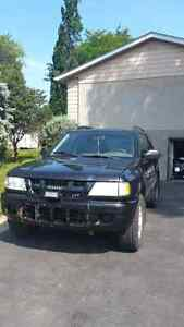 Isuzu Rodeo great mechanical condition