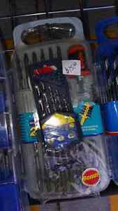 Drill bit sets - Mastercraft, dewalt, ryobi, skil, craftsman etc Kitchener / Waterloo Kitchener Area image 4