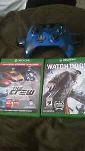 Xbox one controller and games