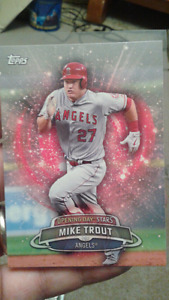 Mike Trout opening days stars ODS-33