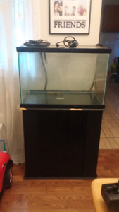 51 gallon tank and stand$200firm
