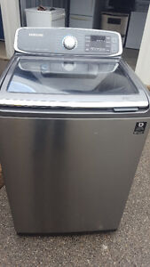 New washer  300.00 and new dryer 150.00, works well Delivery ava
