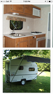WANTED. Taylor Coach travel trailer.