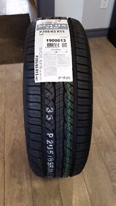 NEW TIRES (ALL SEASON AND SUMMER) UP TO 60% OFF
