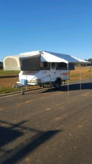 2011 jayco outback eagle Estella Wagga Wagga City Preview