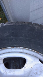 215-70R 15 tires and rims Goodyear Nordic Ice winter tires London Ontario image 4