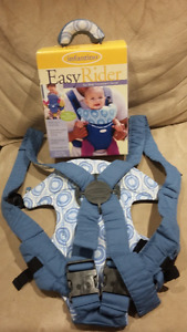 INFANTINO® EASYRIDER BABY FRONT CARRIER for 8-20 lbs