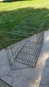 Medium to Large Cage with Swinging Gate