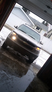 2002 chevy Avalanche 4×4