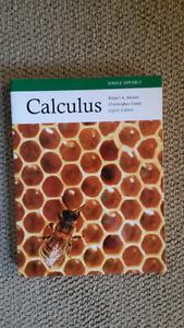 Calculus Manual
