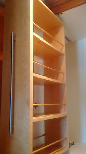 Pull Out Shelves - Vertical