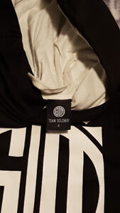 """Black TeamSoloMid """"red line"""" hoodie, size small, brand new"""