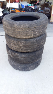 Selling 2008 Dodge Grand Caravan All Season Tires
