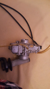 38mm carburetor
