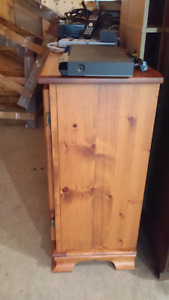 Tv Stand Entertainment unit. Solid wood