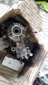 Suzuki vinson front diff and rear end