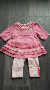 Pumpkin patch outfit! Great condition!