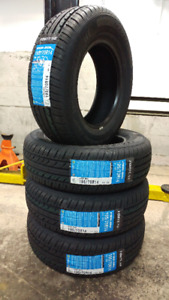 New 195/70R14 all season tires, $260 for 4