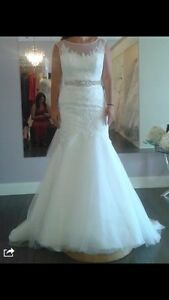 Wedding Dress - Size 12