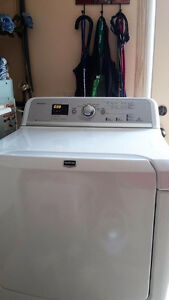 Bravos XL Maytag washer and dryer for sale