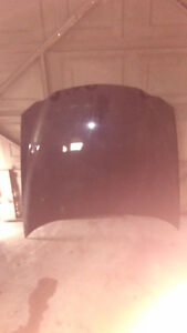2002 Pontiac Grand am hood