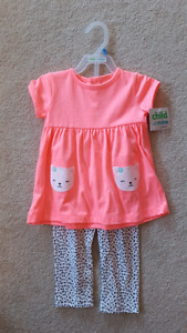 Brand new 24 months girls outfit