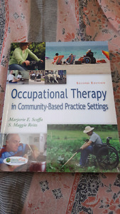 Occupational Therapy in community based practice settings.