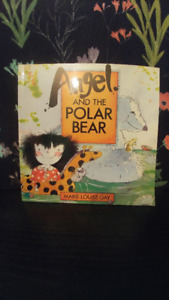 Angel And The Polar Bear ***Signed*** by Marie-Louise Gay