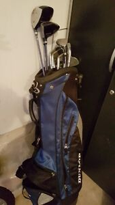 Dunlop EXD Golf Clubs and Bag for Sale Kitchener / Waterloo Kitchener Area image 3