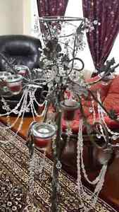 Candle chandelier decorative piece  London Ontario image 4